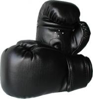 gants de boxe  gants de frappe noir